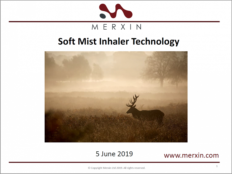 Soft Mist Inhaler Technology