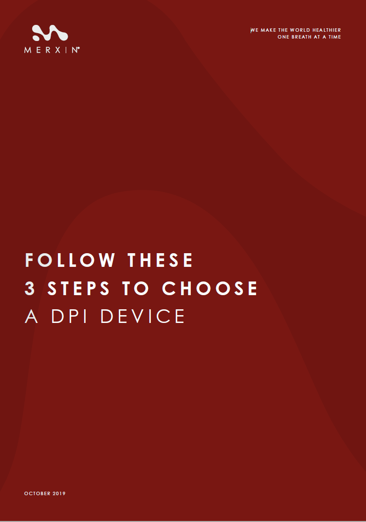 Follow these 3 steps to choose a DPI device