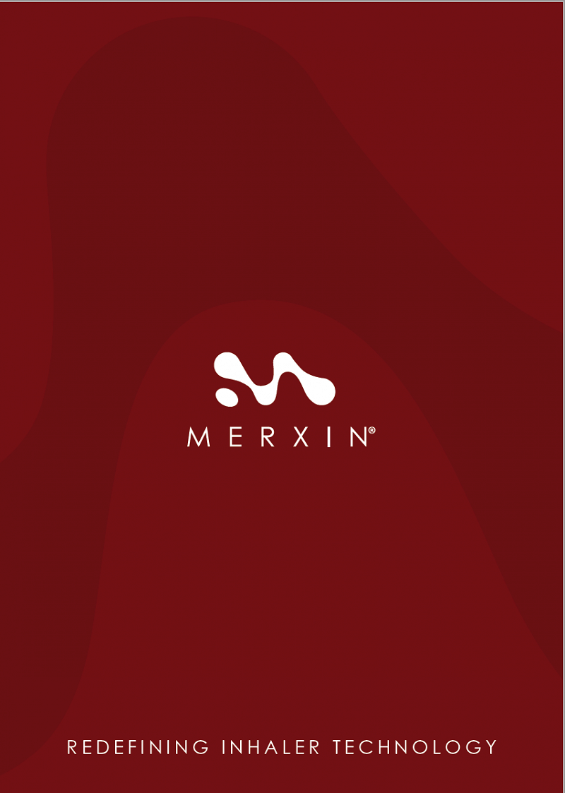 Merxin A6 brochure: Redefining Inhaler Technology